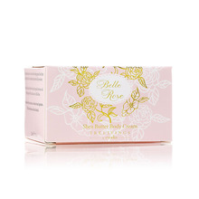 Evodia Belle Rose Body Cream 210g (Luxury) Australian Made Fresh & Vibrant