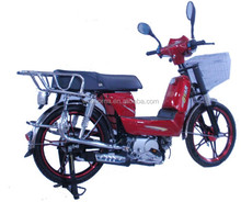 Newly durable 50cc motorcycle with pedal , moped bike