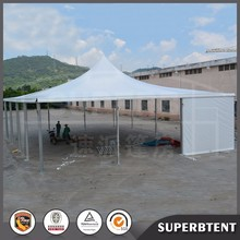 10x10 High Peak Heat Resistant Tents for Party in the Garden