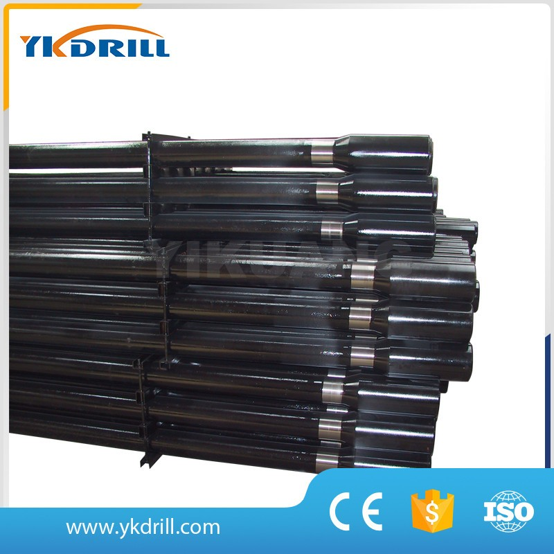 chrome steel tube mechanical properties st52 steel tube for water well drilling rig