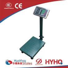 Stainless steel indicator platform scale
