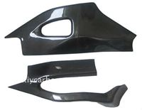 Carbon motor parts swing arm cover
