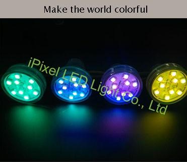 led pixel light programmable led christmas lights full color changing. Black Bedroom Furniture Sets. Home Design Ideas