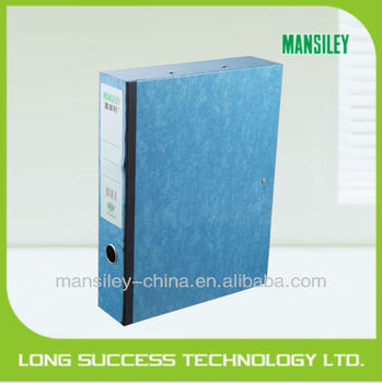 Marble box file/file/Stationery