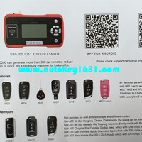 2016 Newest Diagnostic Locksmith Tool Remote