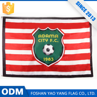 Online Shop China Top Quality Mini Custom Soccer Flag