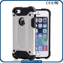 Heavy Duty Durable Rugged TPU+PC 2 in 1 Hybrid Tough Cell Phone Case For iPhone 5C