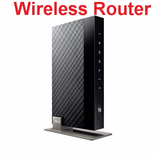 Original Perfect work for Asus DSL-N66U Router - Concurrent Dual-Band VDSL/ADSL Wireless-N900 Gigabit Modem Router