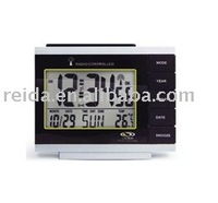 Radio controlled clock multifunction gift clock
