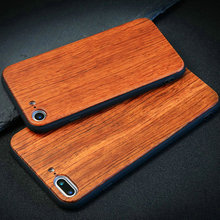 Bulk buy cheap wholesale mobile phone cases tpu wood back cover,customized logo engraved wooden case for iphone 8 real wood