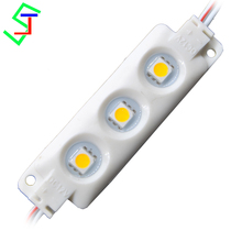 Best Price 3Leds 5050 Smd Led Module Dc 12V 68*19Mm 0.72W Injection For Channel Letter Signage Module For Lighting Box
