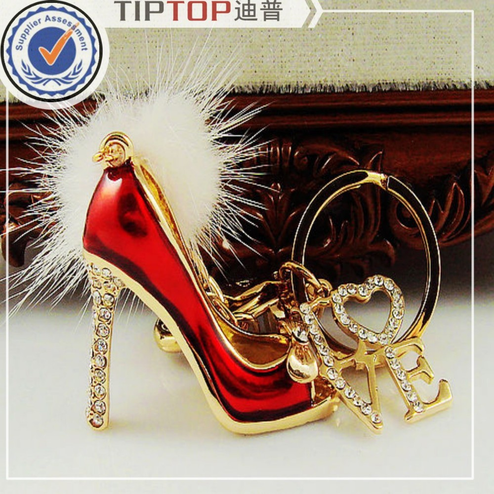 2015 hot sale high quality key chain with custom logo