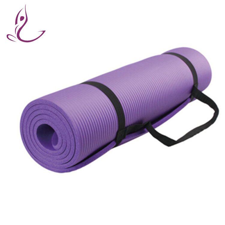 Tapete de Yoga NBR Fabricante, Extra Grosso Tapete de Yoga NBR Private Label