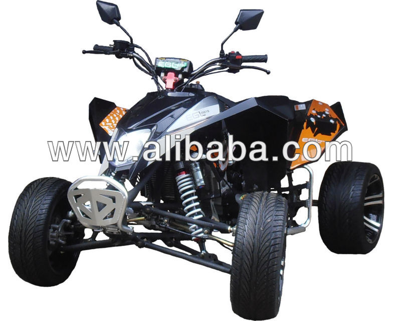 Mad Max Street Racing ATV 250 with EEC