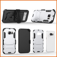 Factory belt clip holster case for samsung galaxy s7 edge