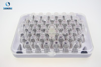 52 Pcs Stainless steel Pastry icing nozzles Cake Decorating Set