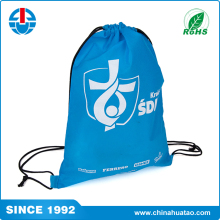 Fugang Promotional Custom Printed Logo Non-Woven Dust Bag With Pull String