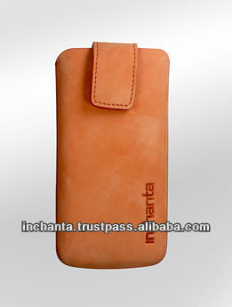 Inchanta Leather Case D1020