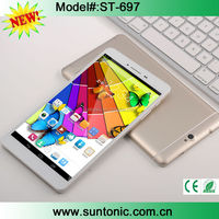 new 3g tablet pc quad core with 1+16G and 2+8 pixel camera