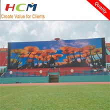china new p18 p20 p25 led display outdoor tv video billboards