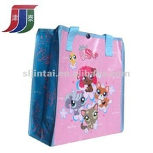 2012 PP woven packing bag with Cartoon picture