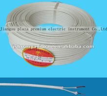 20/26AWG fiberglass insulated thermocouple cable/wire