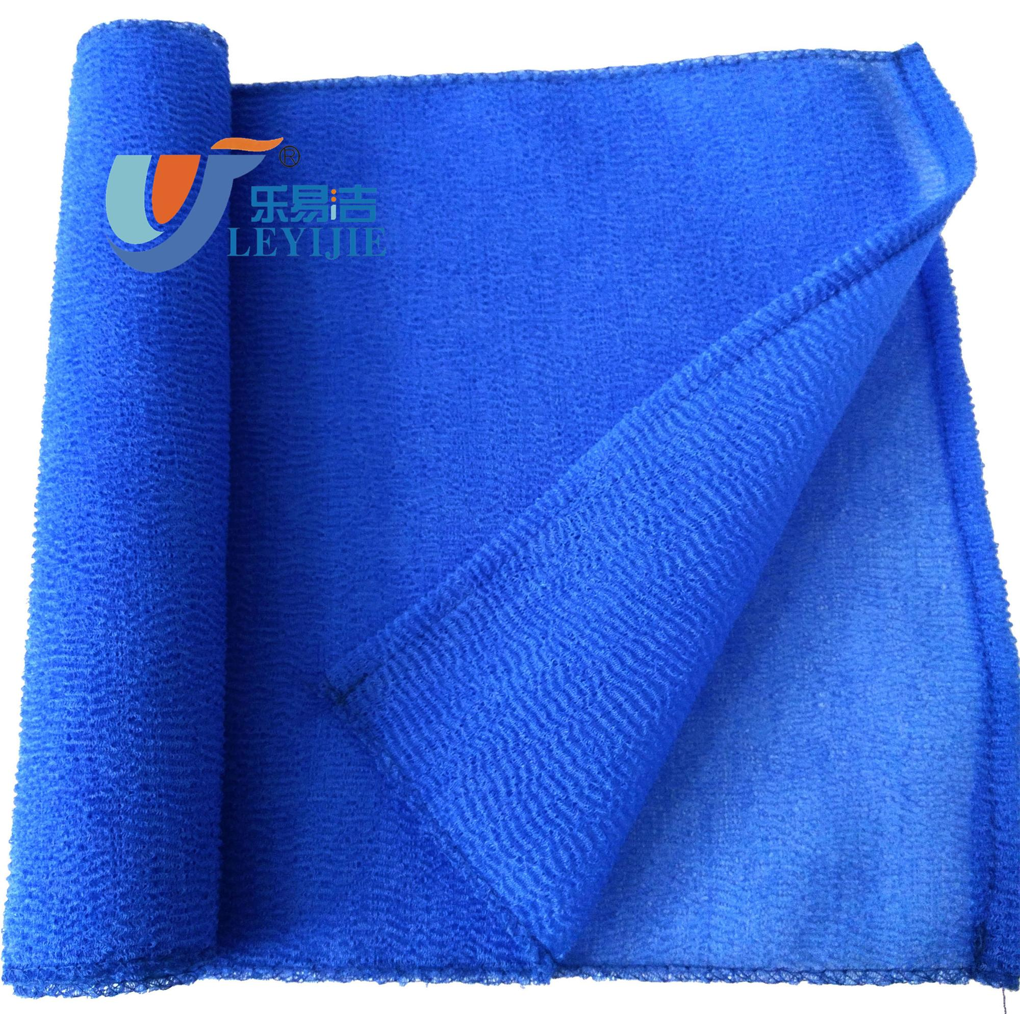 New Fashion Bath Product Skin Exfoliating Bath Towel Nylon Washing Towel Spa Body Wrap Towel