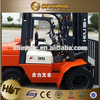 3.5ton china heli forklift CPCD35 small forklift truck price