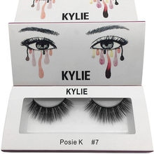 20 Color Kylie False Eyelashes Extensions Fake Lashes Voluminous Fake Eyelashes For Eye Lashes Makeup