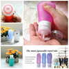 BPA Free FDA Travel Small Plastic Squeeze Bottles Silicone Travel Small Plastic Squeeze Bottles