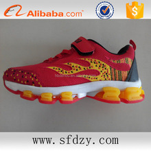 Fashion child shoe hot on sale kid boys sports sneakers alibaba express 2016