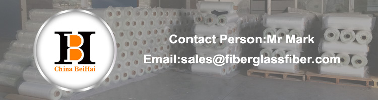 A Class 3D Fiberglass Woven Fabric for Double walled tank