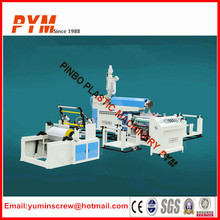 Plastic Film Laminating Machine and Laminating machine