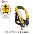 Professional inflatable life jacket