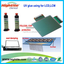 manufacturer OEM UV LOCA liquid optical clear adhesive glue for lcd touch screen for samsung galaxy s3 i9300 note and iphones