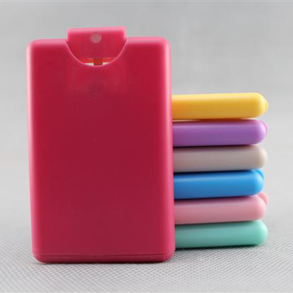 perfume spray square bottle 20ml manufactures china