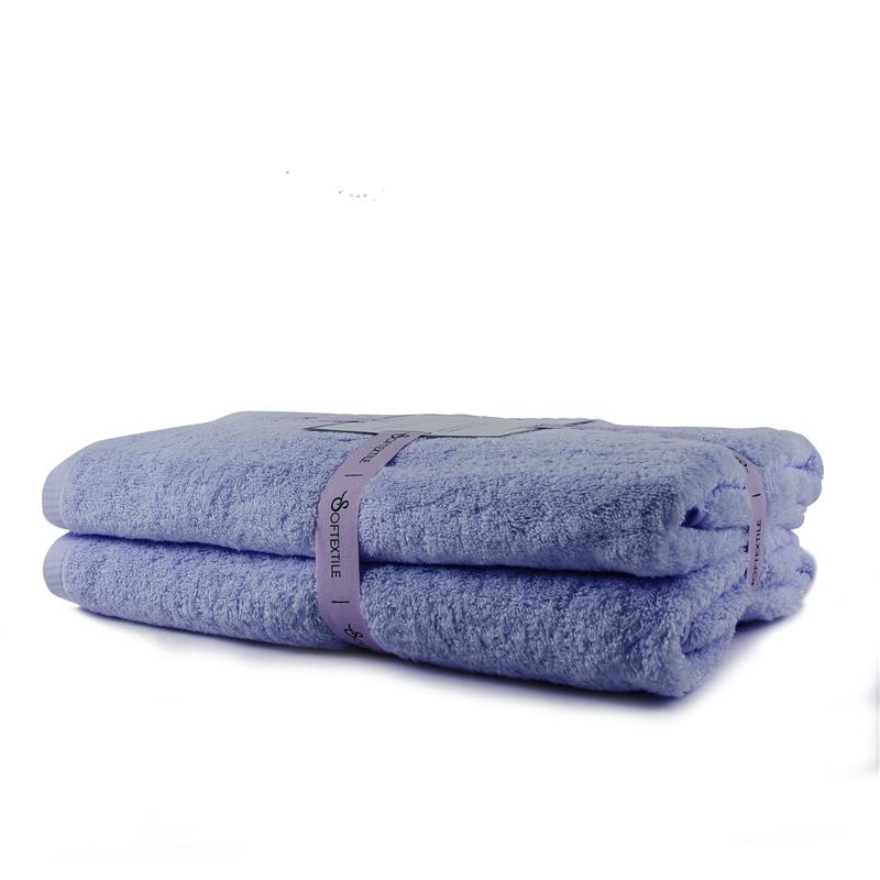 Alibaba china market 100% organic cotton 2 pcs bath towel