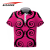 Promotional Custom Small Moq Sublimated Polyester Cotton Polo Shirt