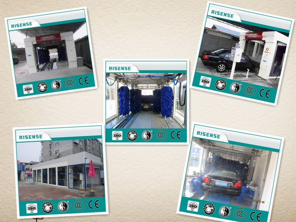 Automatic Tunnel Car Wash Machine, Automatic Tunnel Car Wash Equipment, Auto Car Wash Machine.