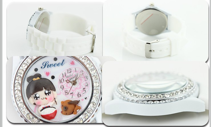 2015 Aliexpress EBay Hot Selling Silicone Watches