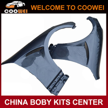 Genesis Coupe Carbon Fiber H1 style Side Fender For Hyundai Rohens-Coupe Bodykit