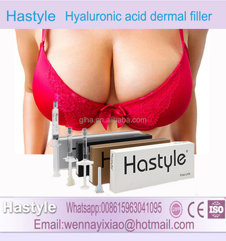 Hydrogel butt injections for sale natural breast enlargement Cross linked New Hyaluronic acid filler 10ml
