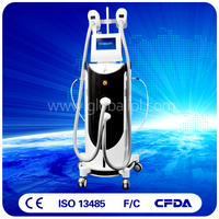 4 in 1 cavitation+RF+cool tech fat freezing+ medical laser multi-functional beauty apparatus
