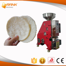 sales Service Provided Korea rice cake machine / rice cake popping machine