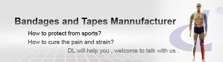 Top-selling Amazing breathable sport bandage for better performance with sport equipment