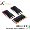 Slim Portable Solar Charger Cell Power