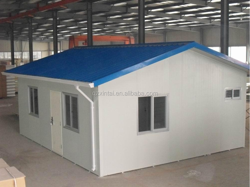 China quick build movable prefab container home prefabricated container