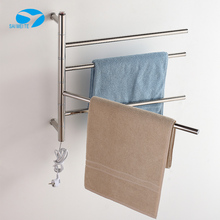 Removable Electric Towel Warmer Stainless Bathroom Dryer (9007)