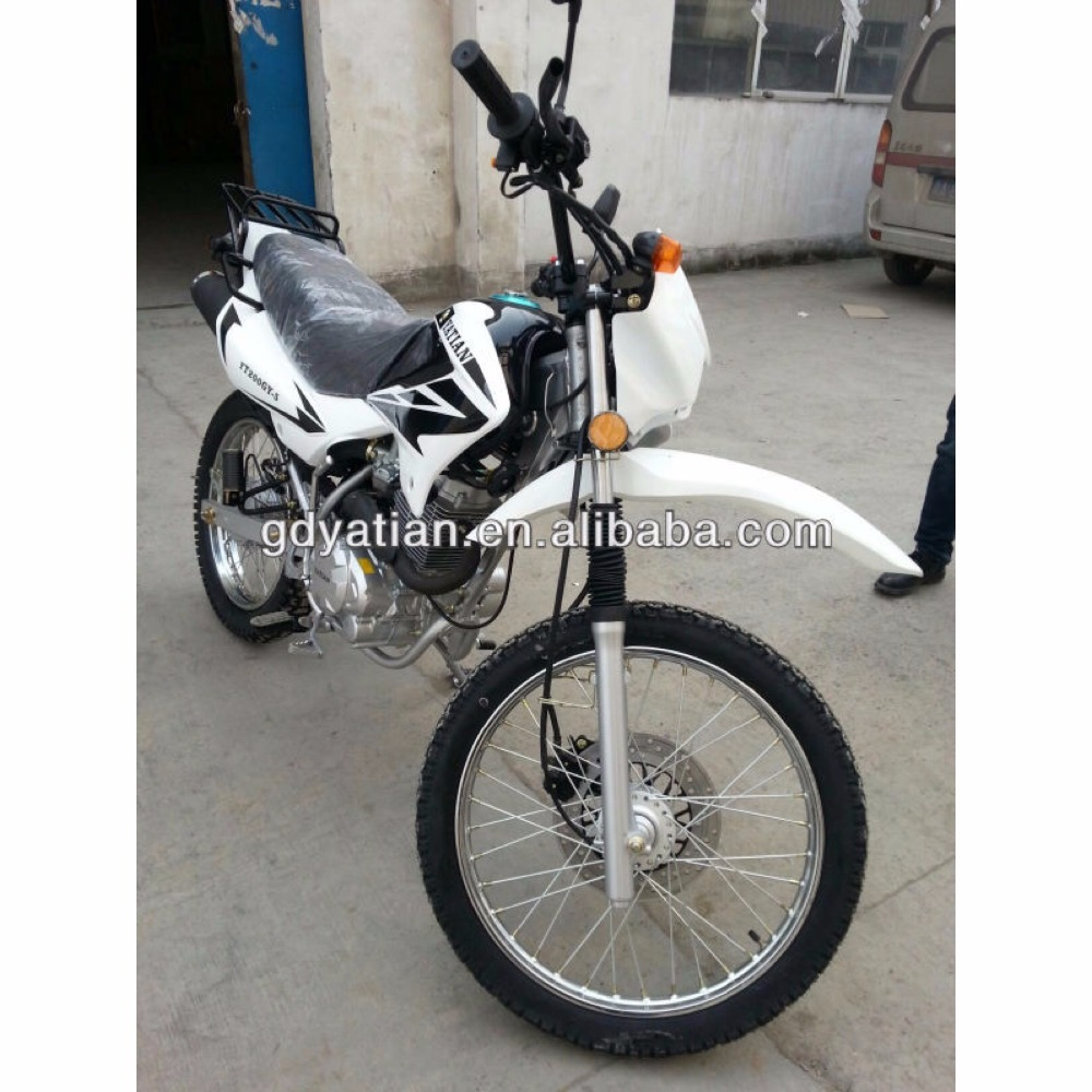Motorcycle factory direct sale good quality 200cc dirt bike