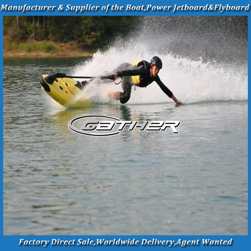 hot sale max speed Power Ski,330cc Power Surfboard ,jetboard,Dynamic Surfboard
